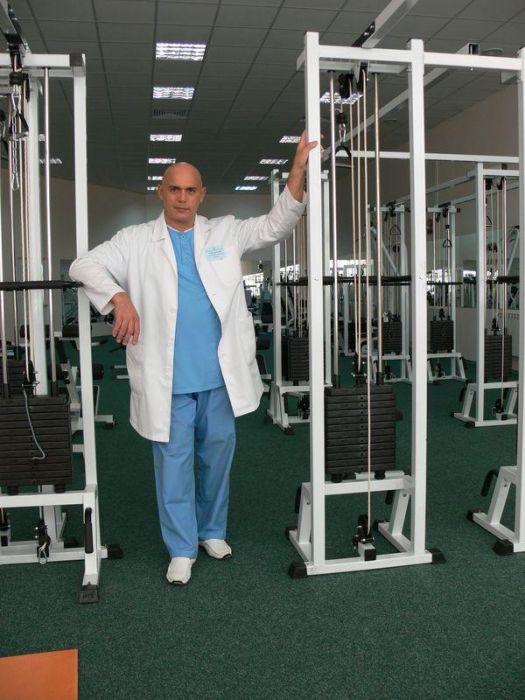 Тренажер доктора бубновского своими руками